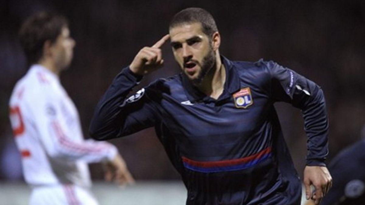 Champions League 2009/2010 Lyon Lisandro