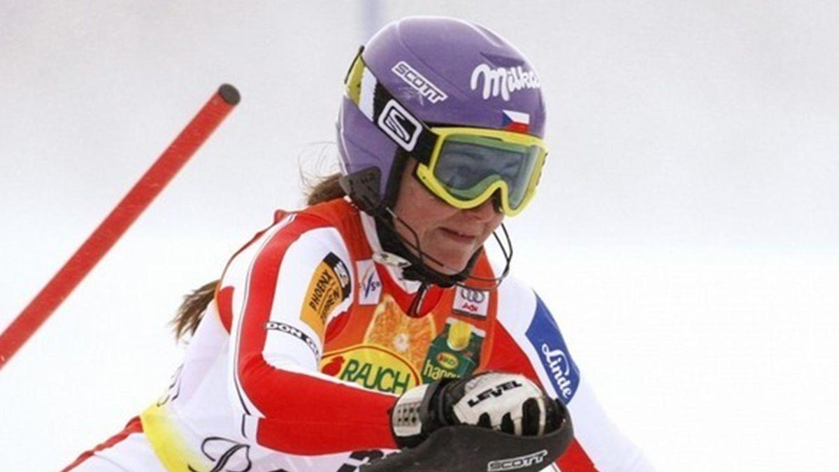 SKI ALPIN 2008-2009 Aspen Sarka Zahrobska