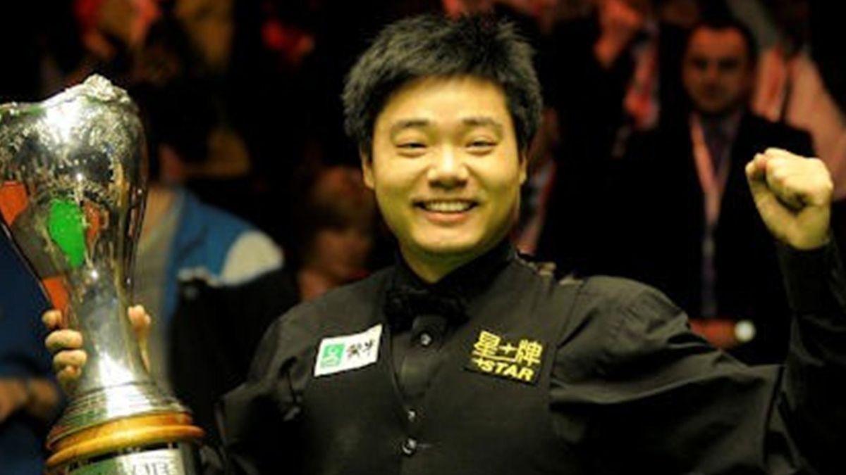 2009 UK Championship Ding Junhui