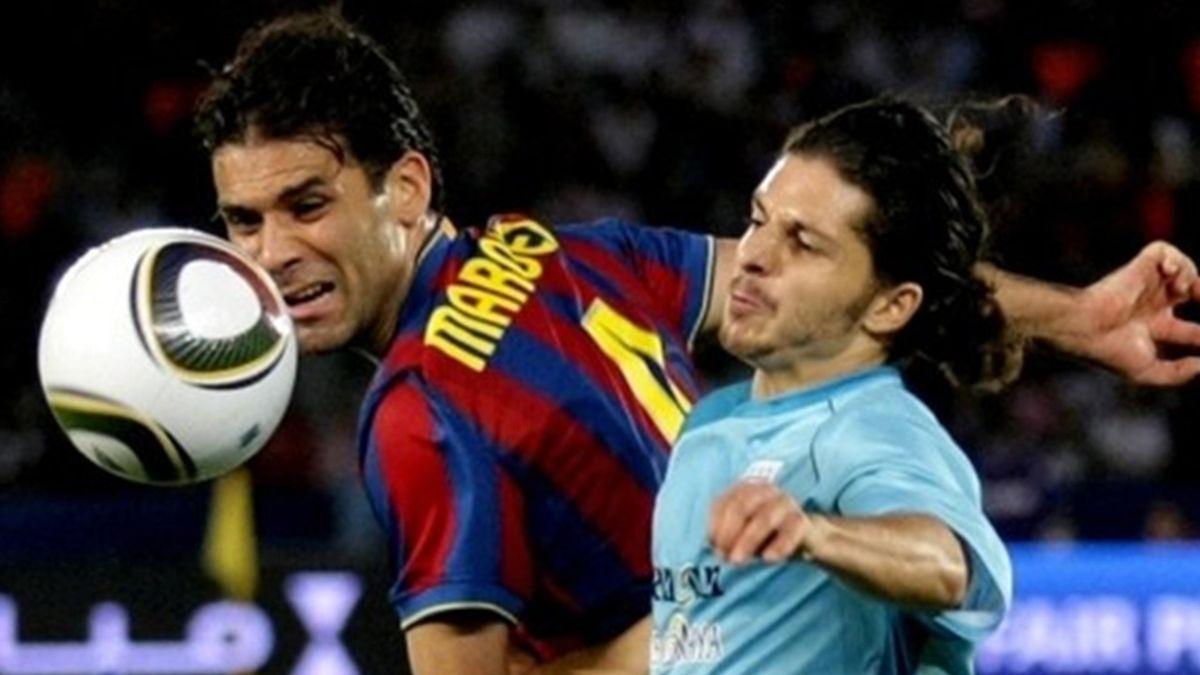 FOOTBALL - 2009 - Barcelone-Atlante - Marquez