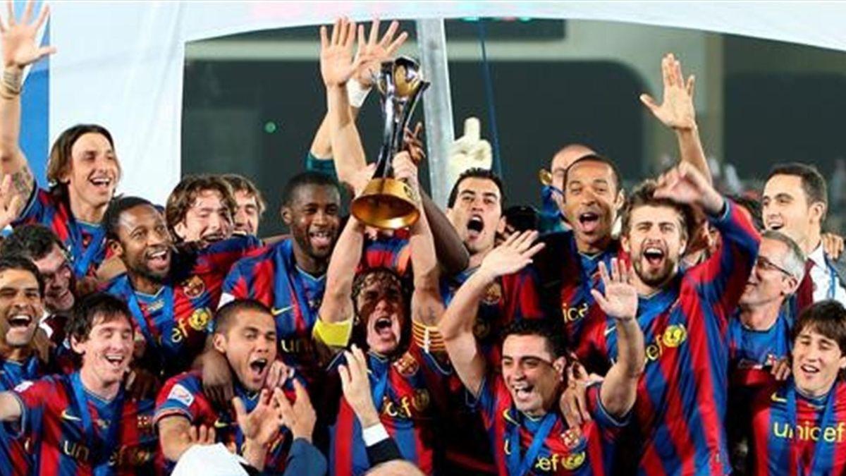 Barcelona Mundialito
