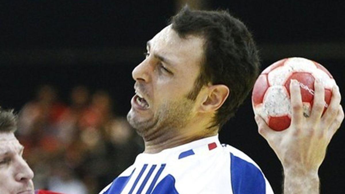 2010 Euro France Republique tcheque Jerome Fernandez