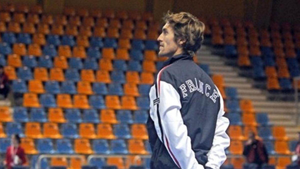 TENNIS 2009-2010 Nicolas Escudé