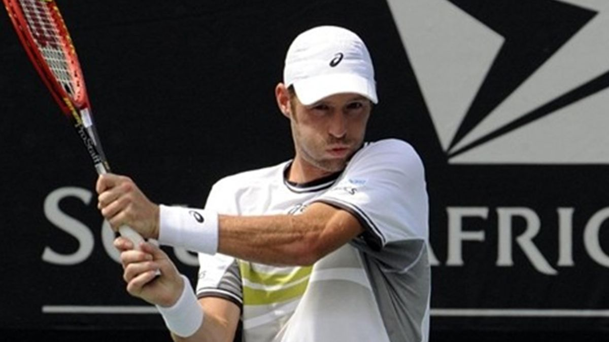 TENNIS 2010 ATP Johannesbourg Stephane Robert