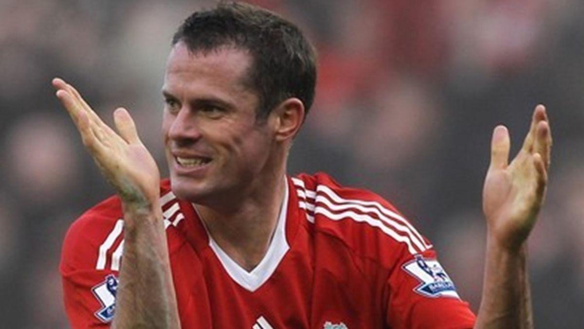FOOTBALL - 2009/2010 - Liverpool - Carragher