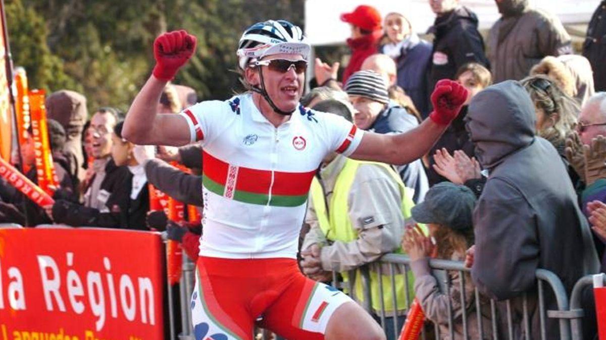 2010 Française des Jeux rider Yauheni Hutarovich