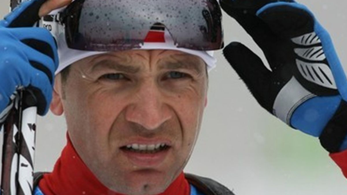 BIATHLON 2010 Ole Einar Bjoerndalen