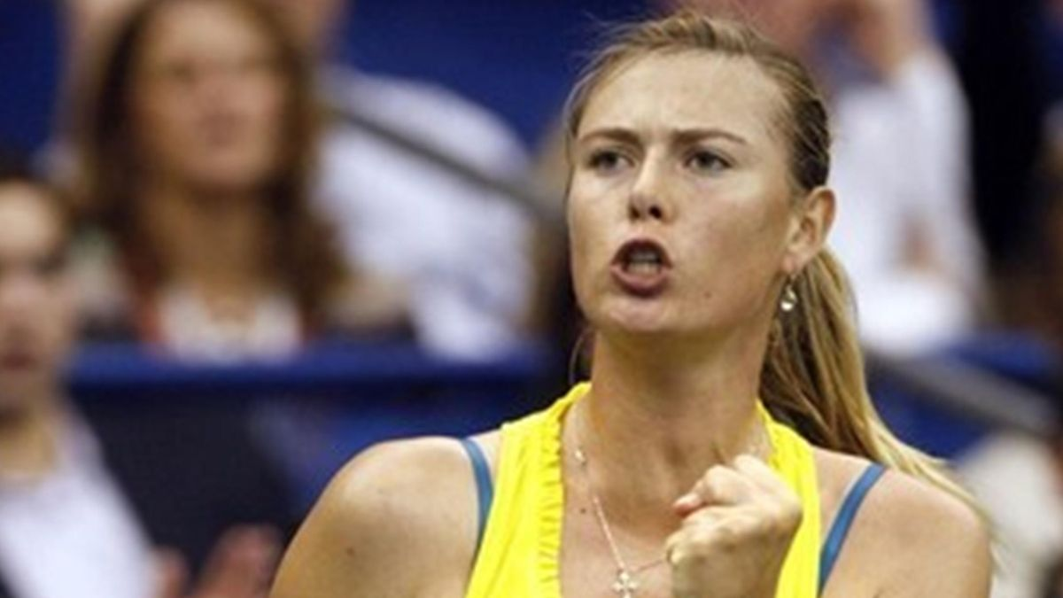 2010 Memphis Sharapova
