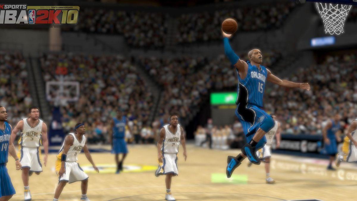 2009 Jeux NBA 2K