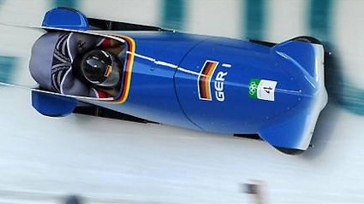 BOBSLEIGH 2010 Vancouver Germany Lange