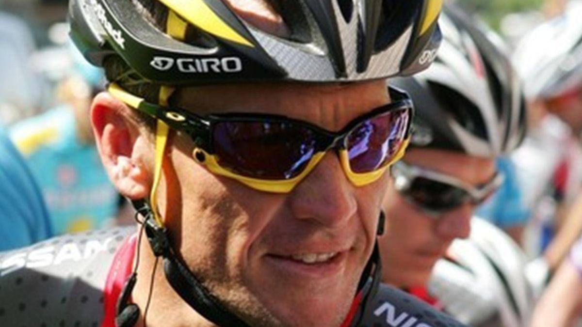 2010 Lance Armstrong RadioShack
