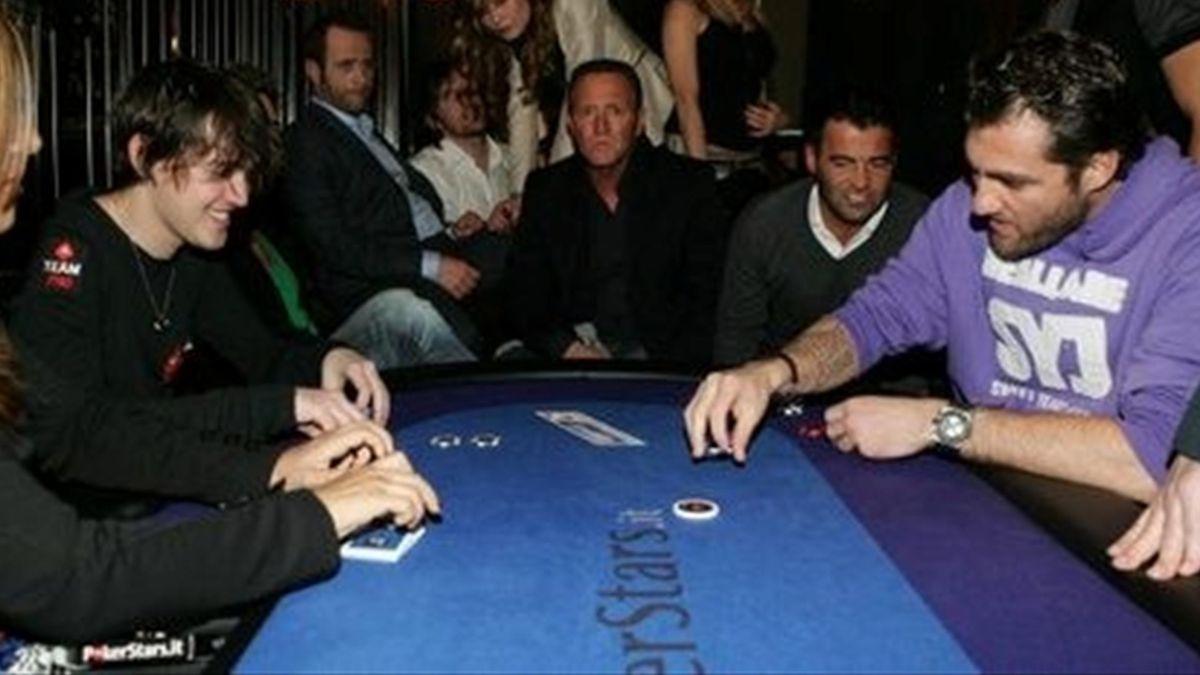 Vieri E Il Poker Eurosport