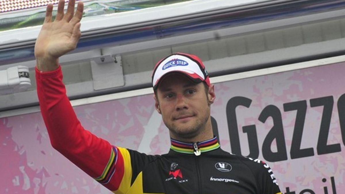 2010 Milan Sanremo Tom Boonen