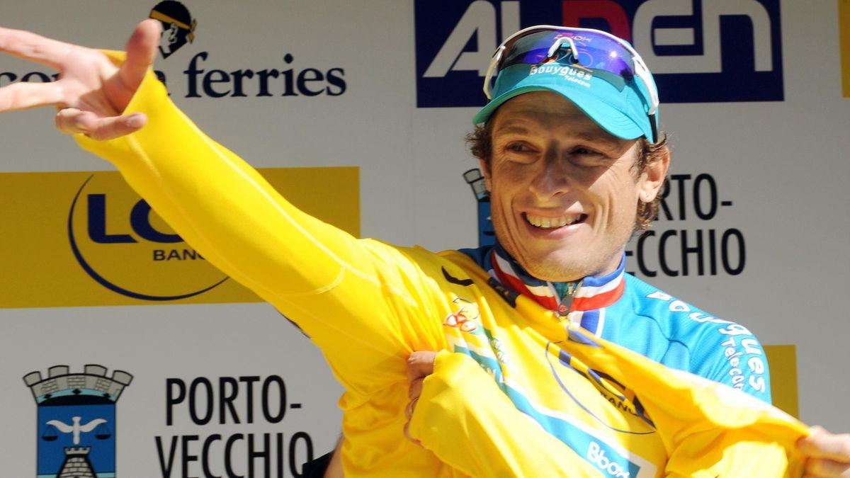 2010 Criterium International Pierrick Fedrigo