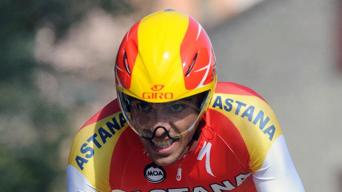 Critérium International 2010 Astana Contador