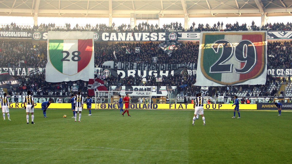 2009/10 Calciopoli Juventus AP/LaPresse