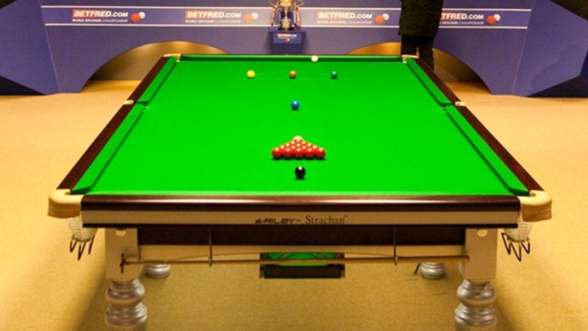 the crucible world championship snooker generic