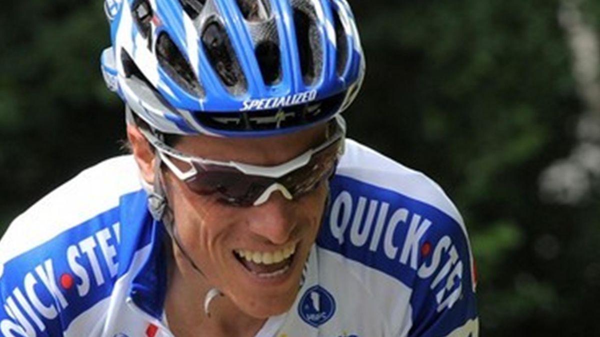 2010 Sylvain Chavanel Quick Step