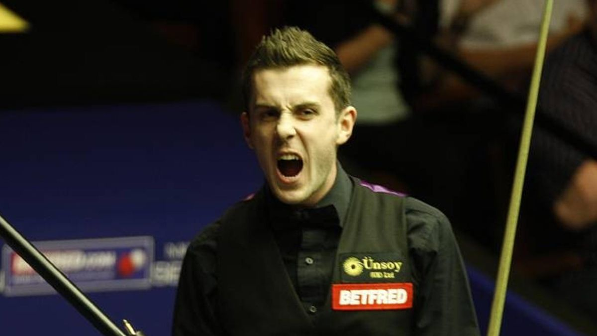 mark selby faces