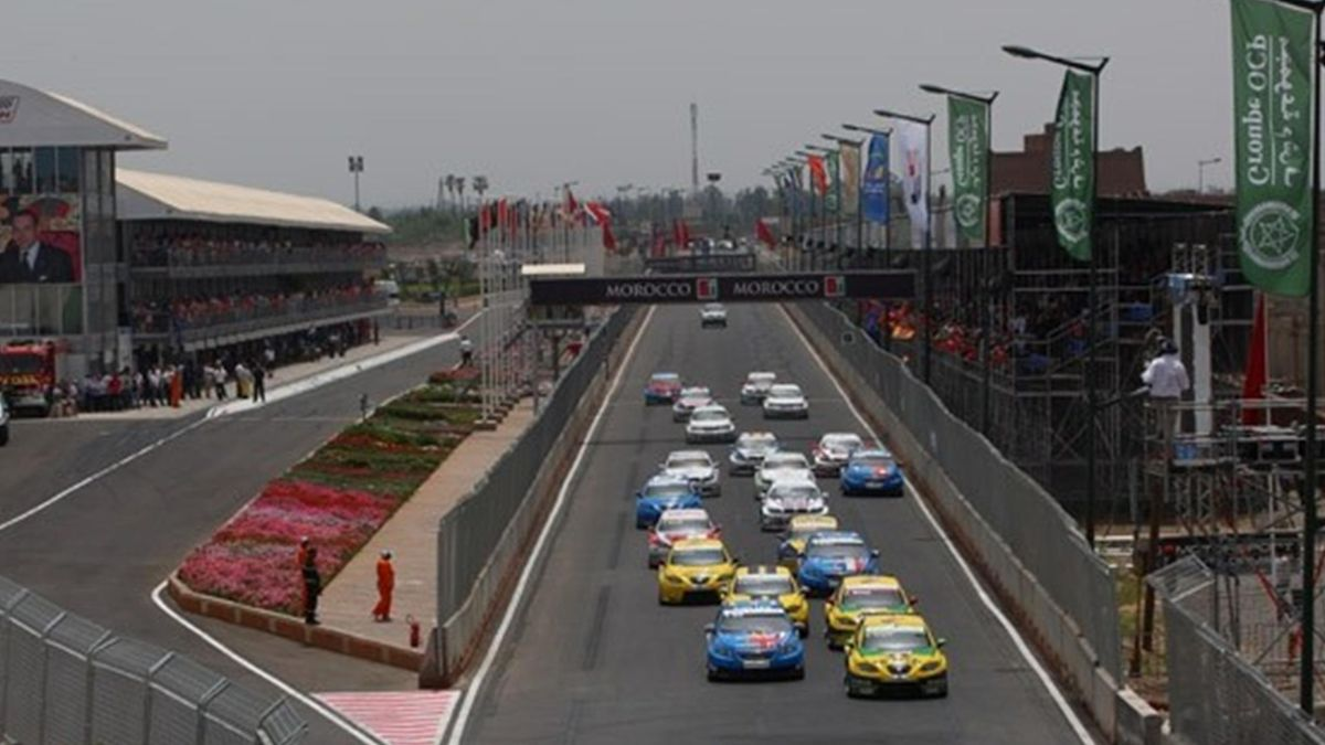 WTCC Marrakesch