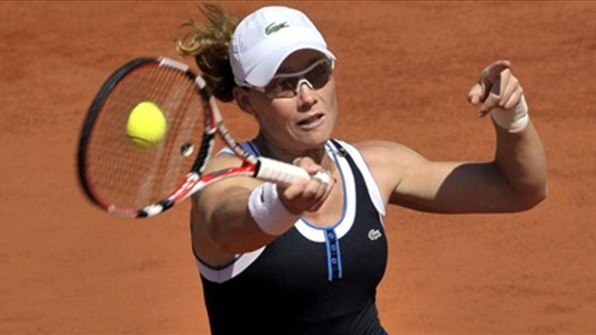 TENNIS 2010 French Open Stosur