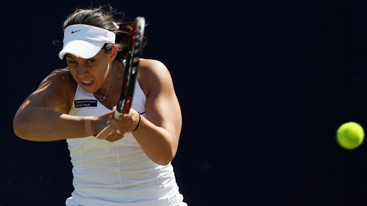 TENNIS WTA 2010 Eastbourne Marion Bartoli
