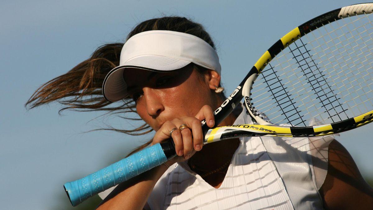 TENNIS 2010 Wimbledon Aravane Rezaï