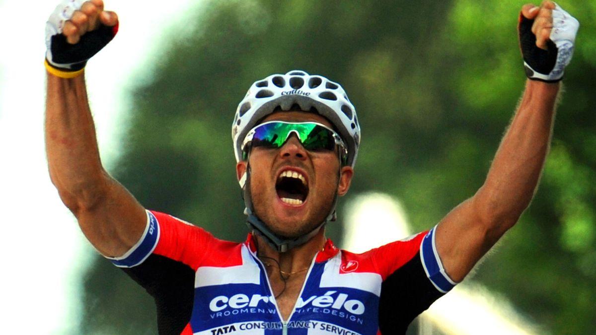 2010 Tour de France Thor Hushovd
