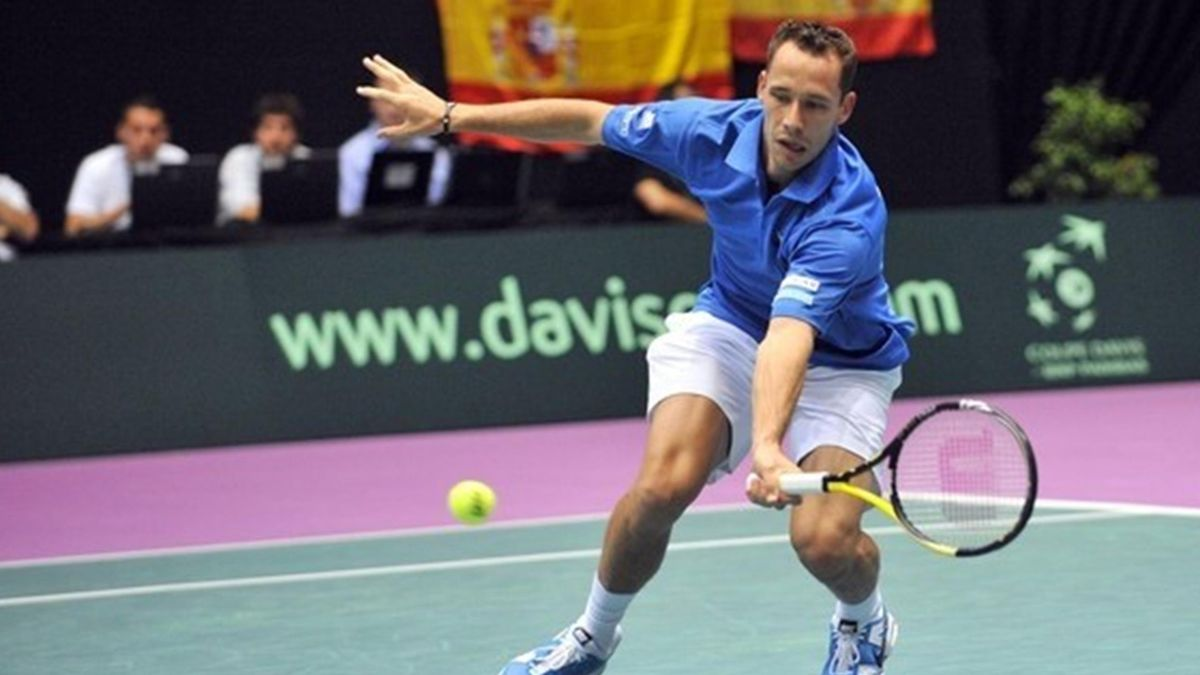 2010 Coupe Davis France Llodra