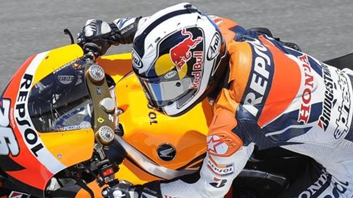 Dani Pedrosa Honda / FOTO: EFE