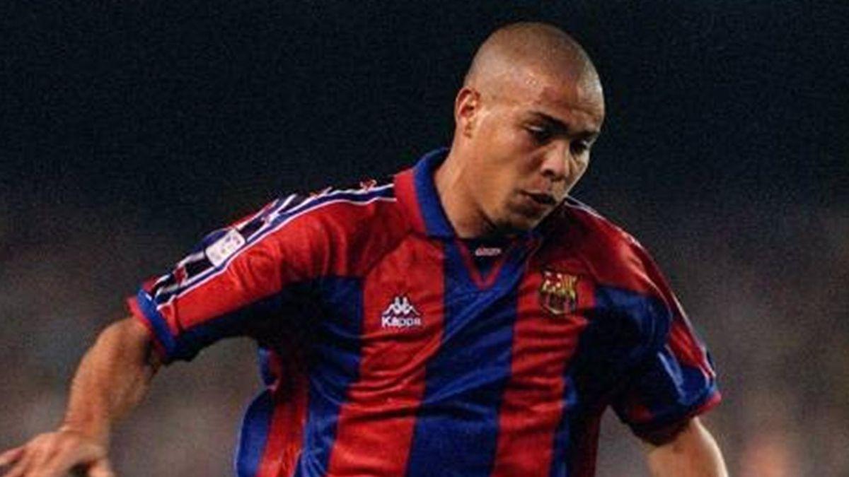 Ronaldo Nazario Barcelona / FOTO: IMAGO