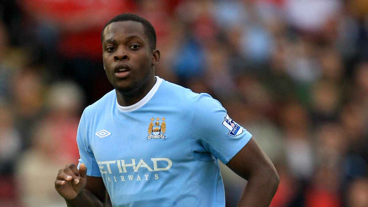 FOOTBALL Manchester City defender Nedum Onuoha