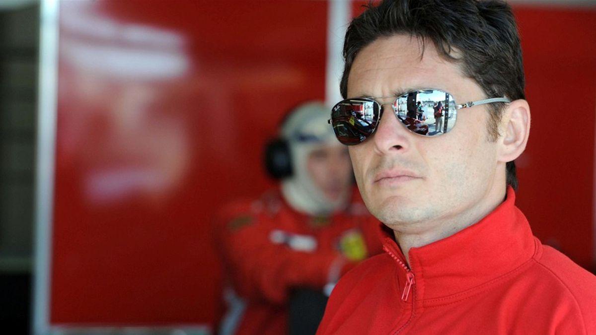 2010 Fisichella Ferrari