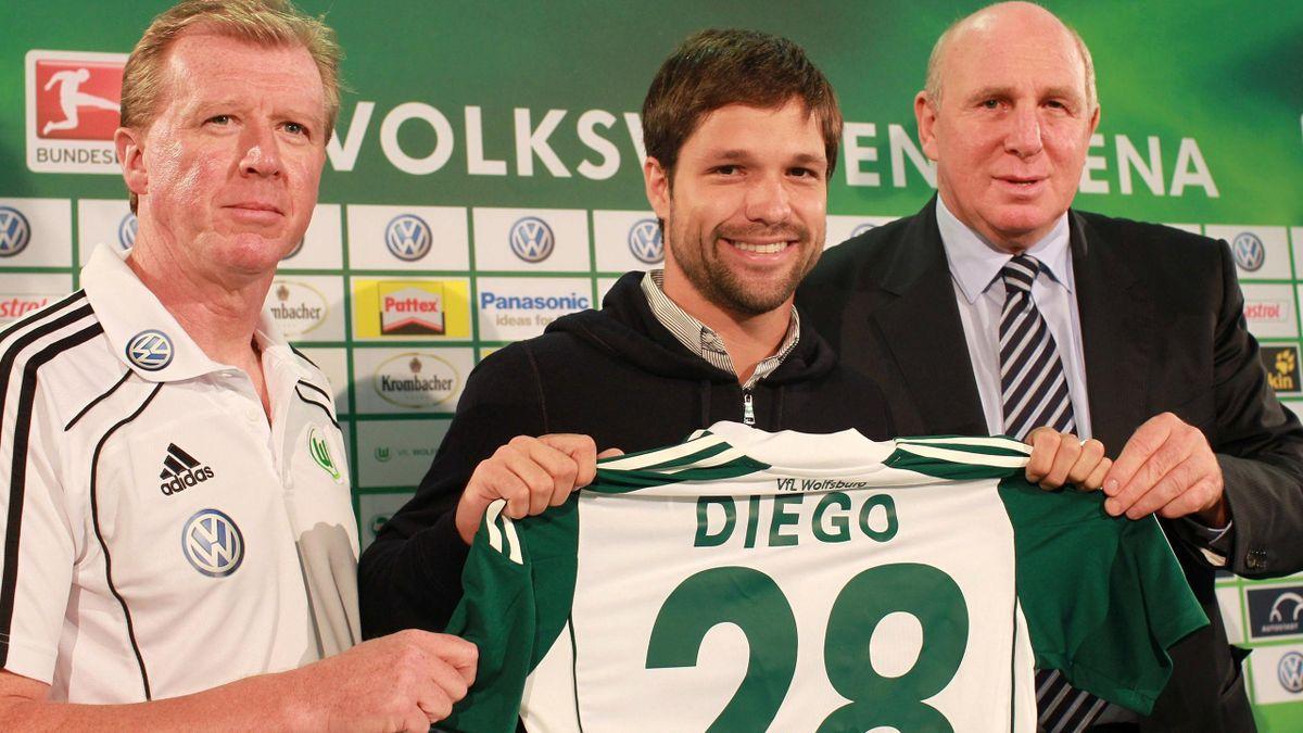 Steve McClaren, Diego and Dieter Hoeneß