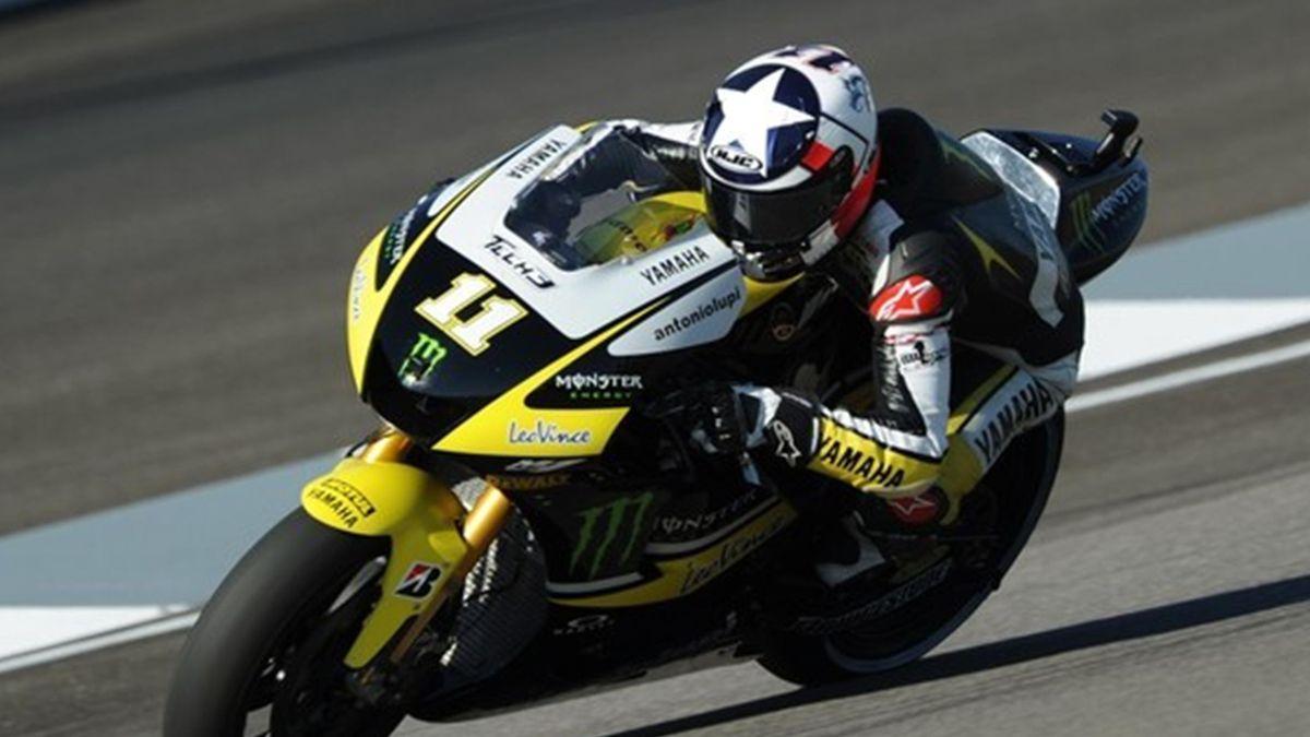 2010 Indianapolis Yamaha Tech 3 Spies