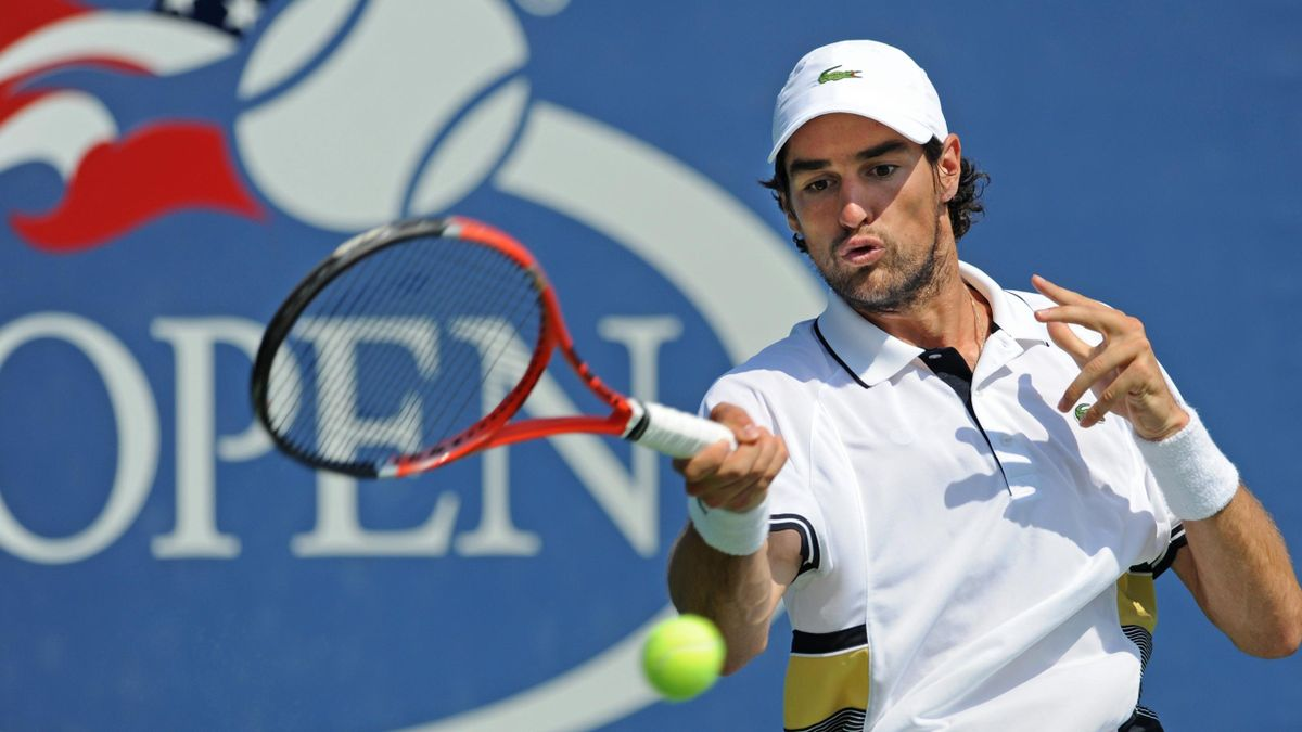 TENNIS 2010 US OPEN Jeremy Chardy
