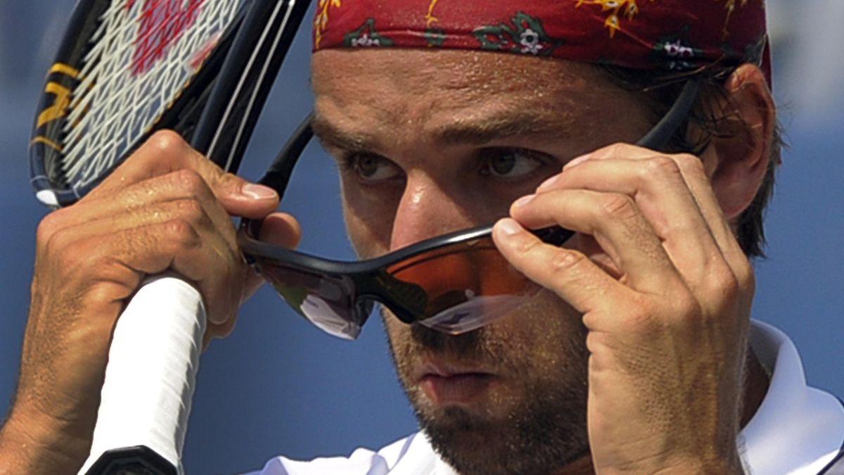 TENNIS US OPEN 2010 Arnaud Clement