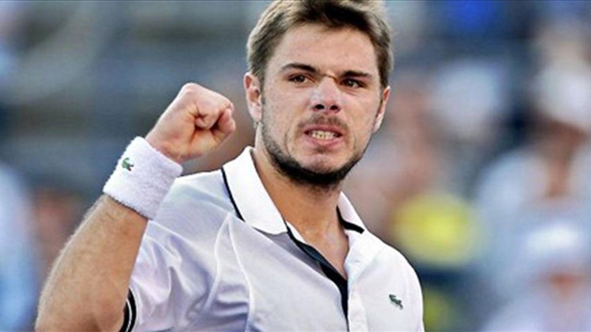 TENNIS 2010 US Open Wawrinka