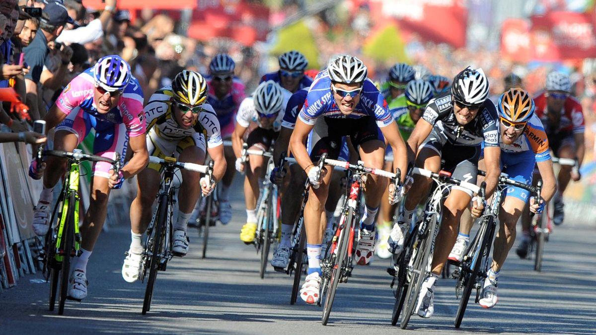 2010 Vuelta Sprint