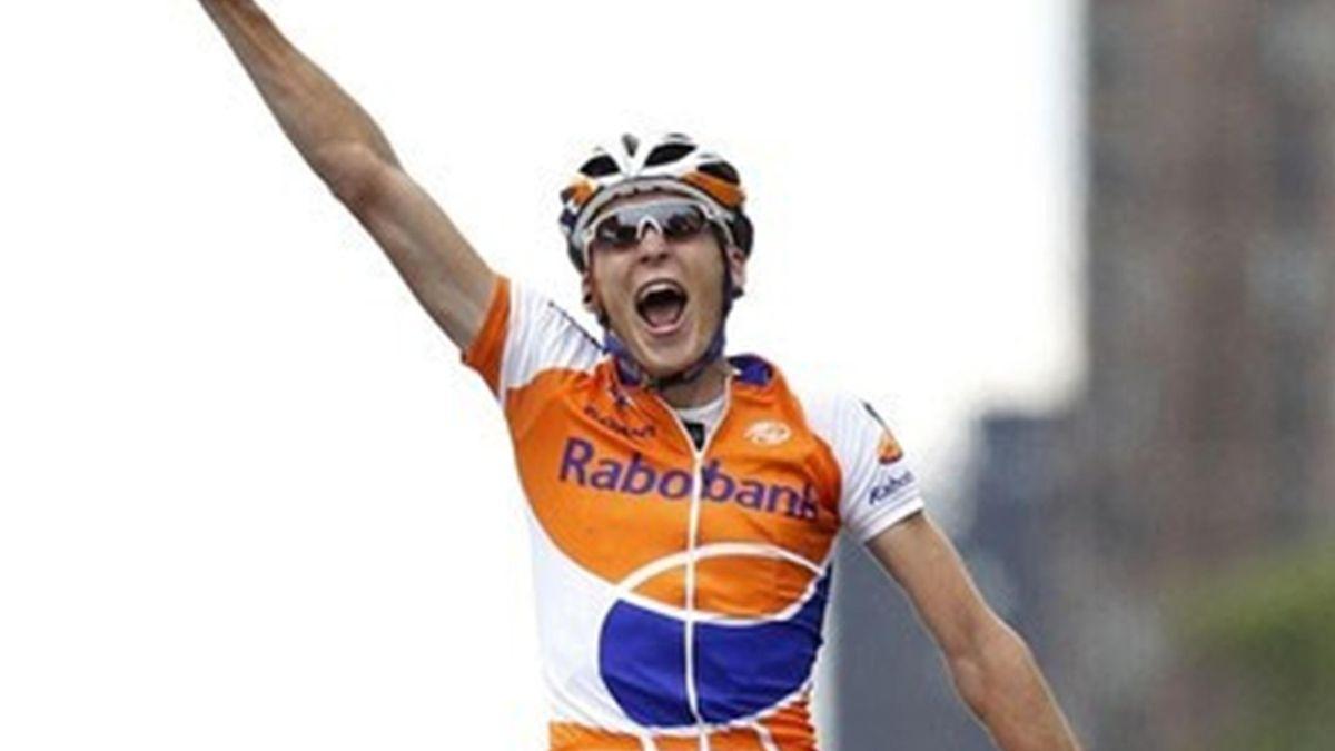 CYCLISME - 2010 - GP MONTREAL - Gesink