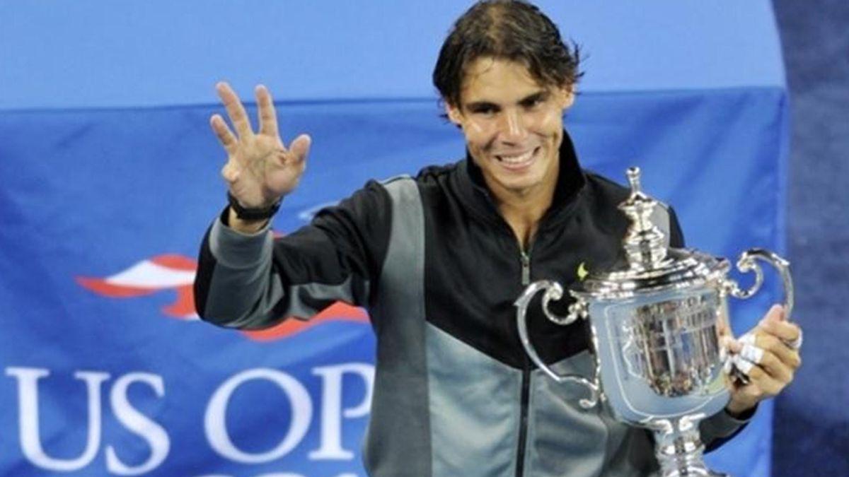 Nadal career grand slam