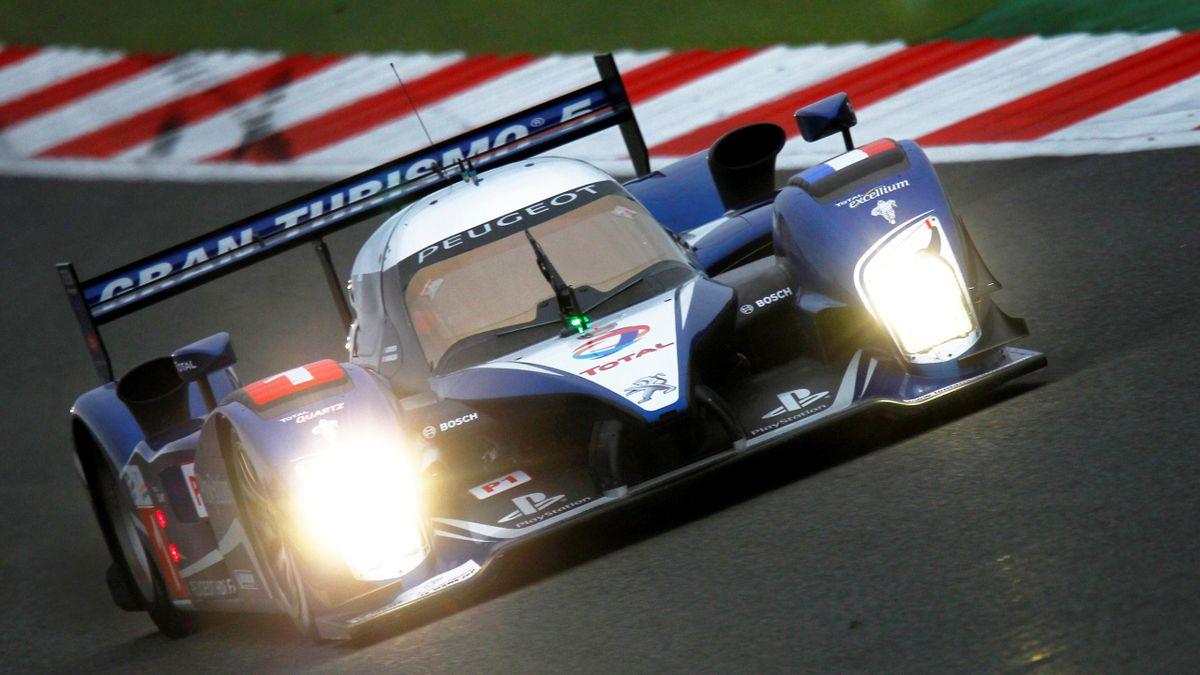 2010 Silverstone Peugeot