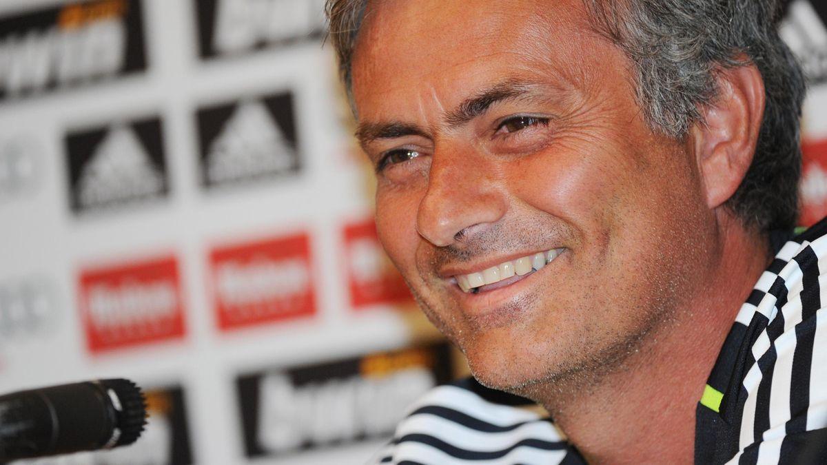 FOOTBALL Real Madrid La Liga Mourinho