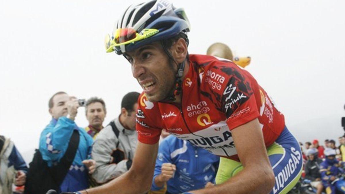 2010 Vuelta Vincenzo Nibali