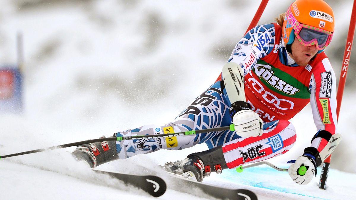 alpine skiing 2010 ted ligety soelden