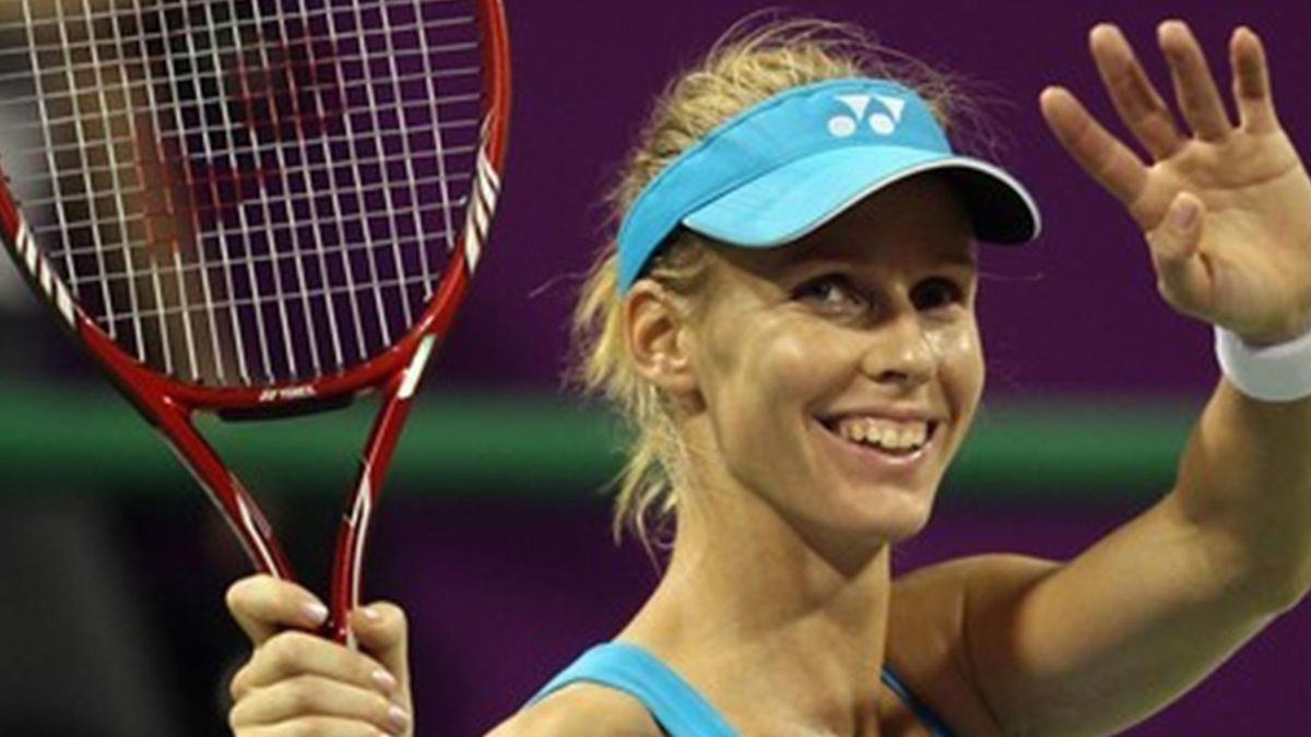 TENNIS 2010 WTA Championship Elena Dementieva