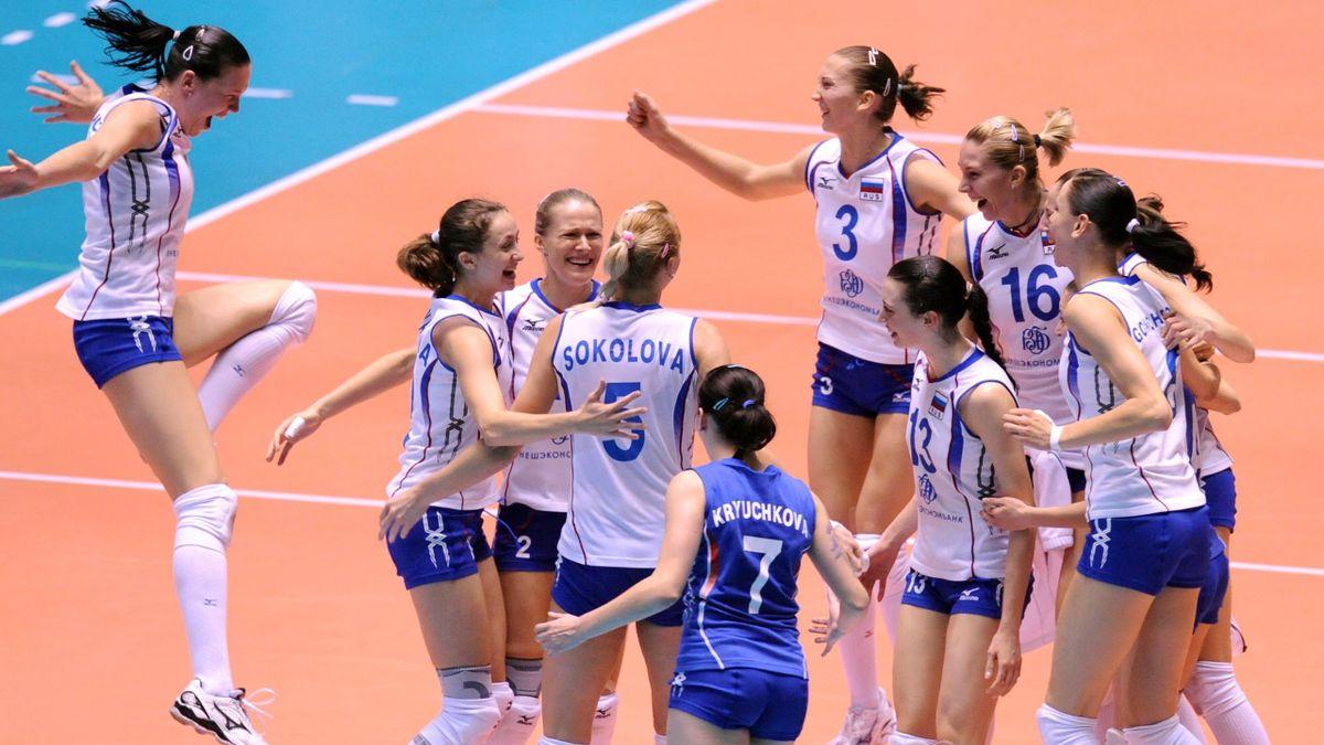 Россия. ЧМ-2010. Финал