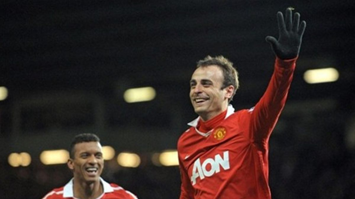 Manchester United - Berbatov