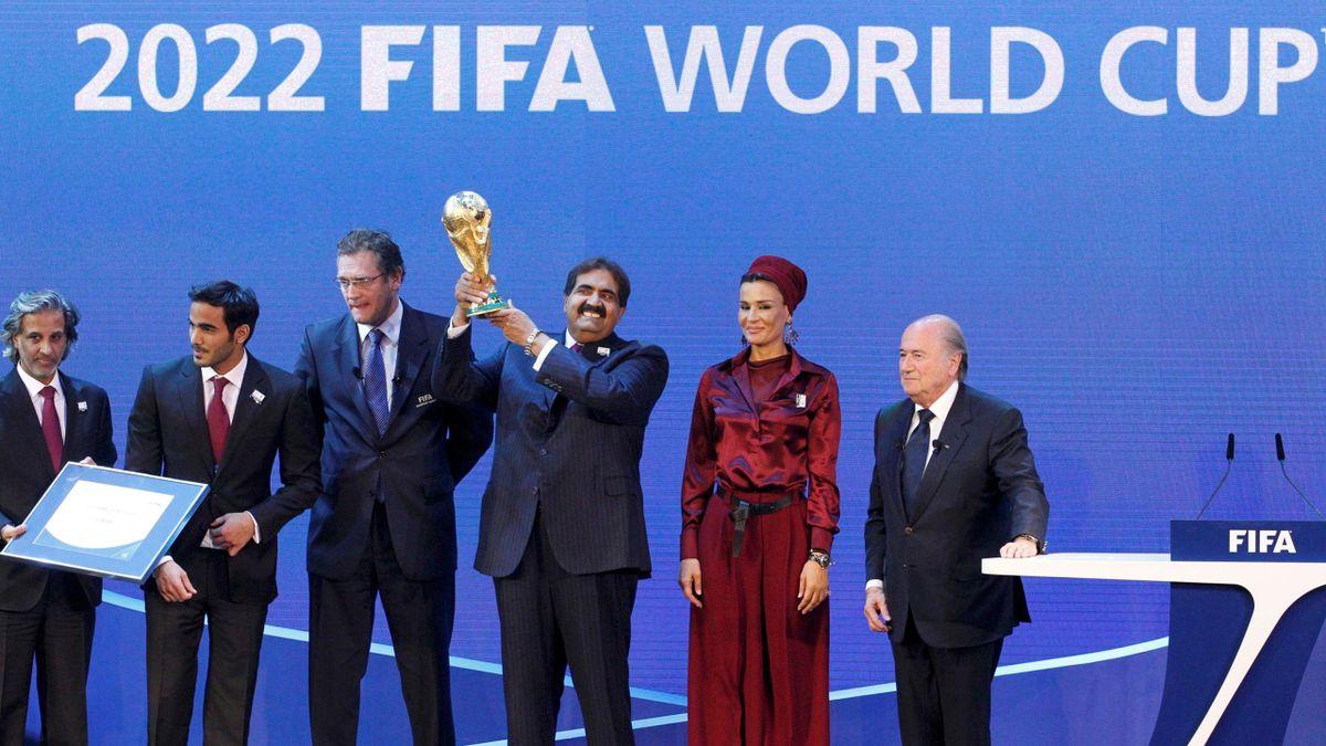 Katar, Dünya Kupası, 2022
