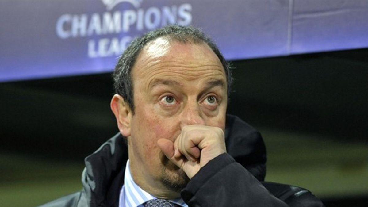 rafael Benitez Inter